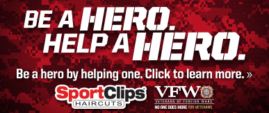 Sport Clips Haircuts of Oro Valley-Marketplace​ Help a Hero Campaign